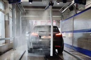 Máy rửa xe tự động Leisuwash