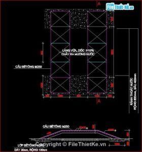 3 cách xây cầu nâng 1 trụ an toàn