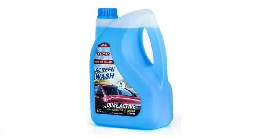 Dung dịch rửa kính xe ô tô Focar Screen Wash