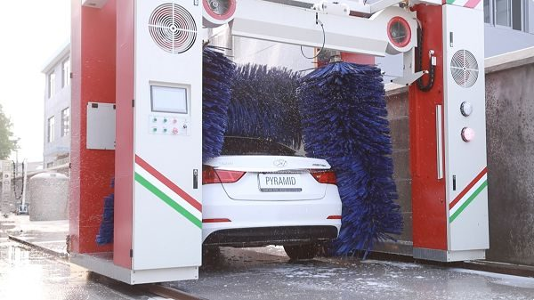 Lý do nên trang bị máy rửa xe tự động