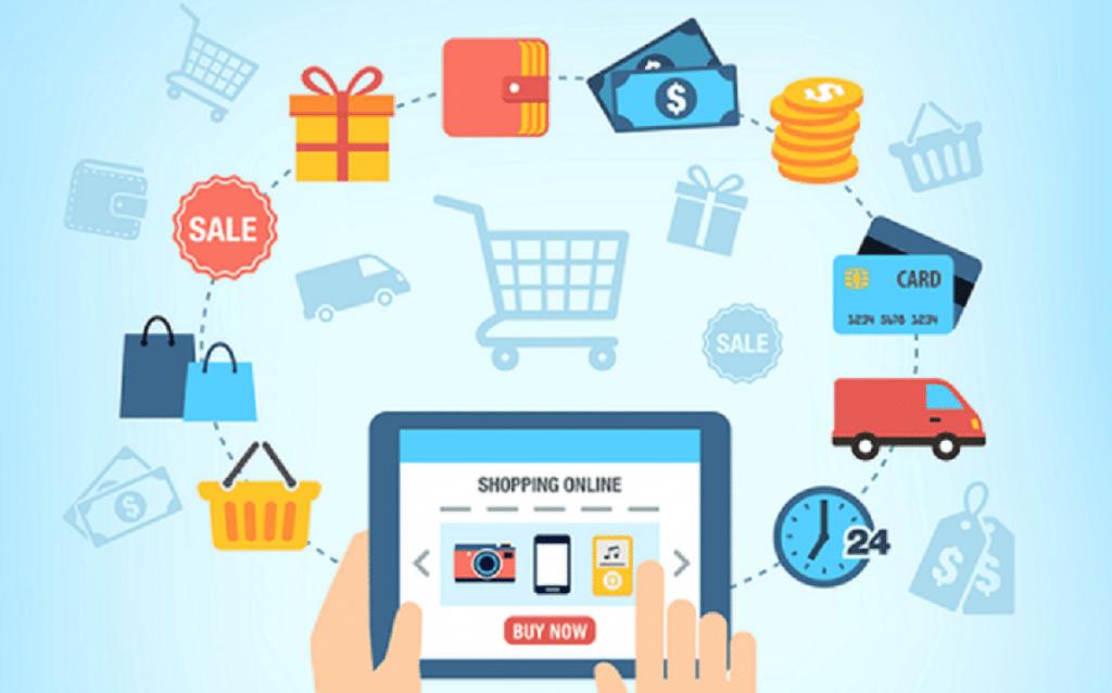Kinh doanh buôn bán trên các sàn thương mại điện tử là một ý tưởng tiềm năng cho kinh doanh sau dịch.