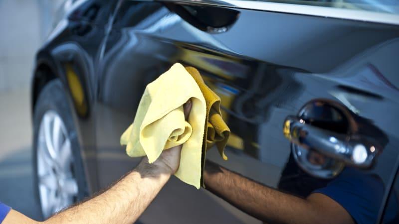 Rửa xe tự động có làm hỏng xe bạn?