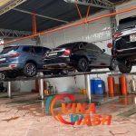 Dịch vụ rửa xe ô tô tốt nhất TPHCM