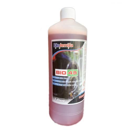 Nước rửa xe không chạm Ekokemika Bio 45 (1L)