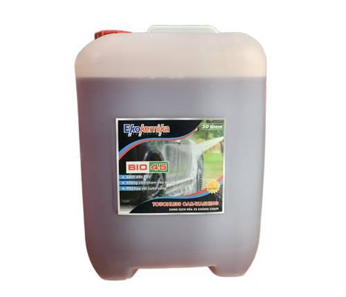 Nước rửa xe không chạm Ekokemika Bio 45 (20L)