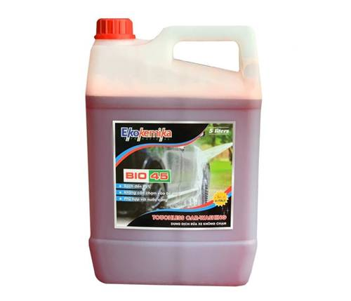 Nước rửa xe không chạm Ekokemika Bio 45 (5L)
