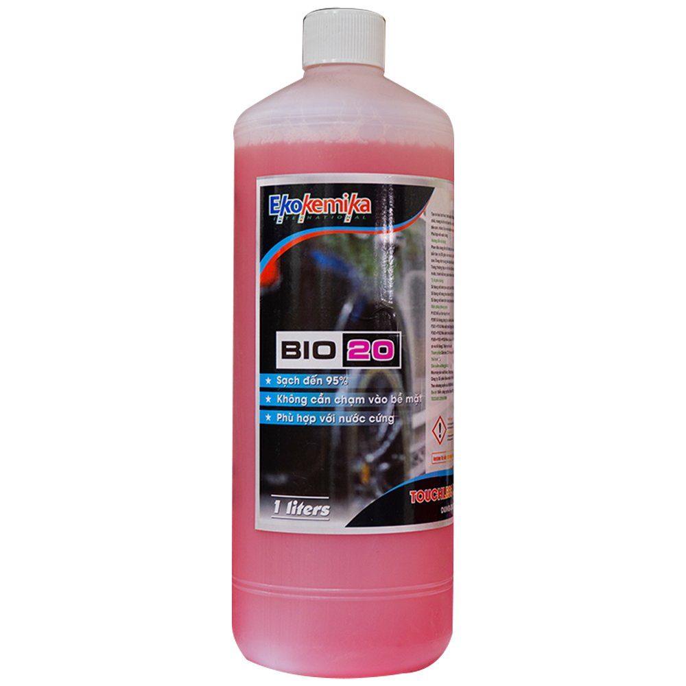 Dung dịch rửa xe không chạm Ekokemika Bio 20 (1L)