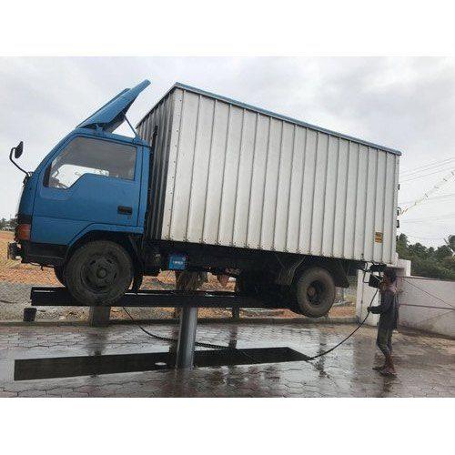Cầu nâng 1 trụ Ấn Độ thương hiệu Maruti Auto Equipment