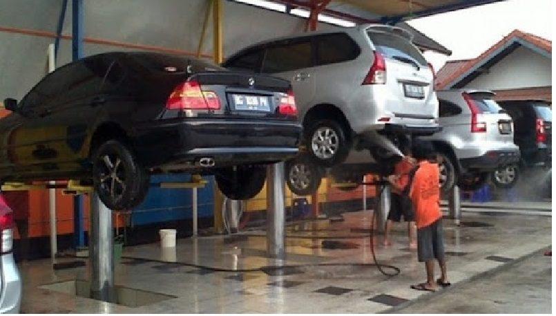 Có nên mở tiệm rửa xe trong thời buổi hiện nay?