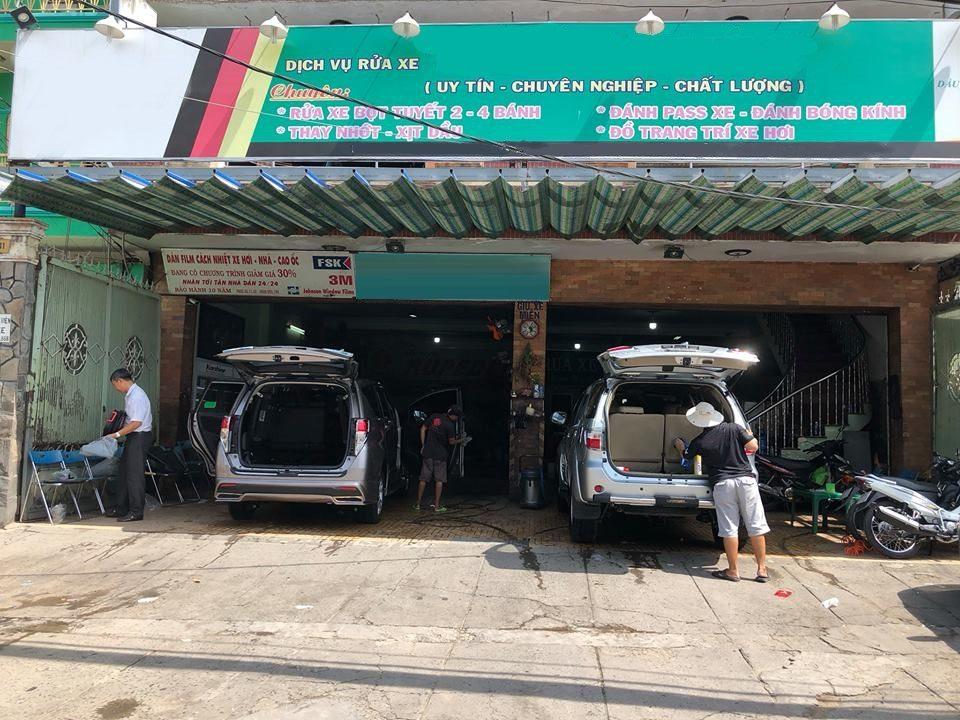 Những lưu ý khi chọn mặt bằng mở tiệm rửa xe
