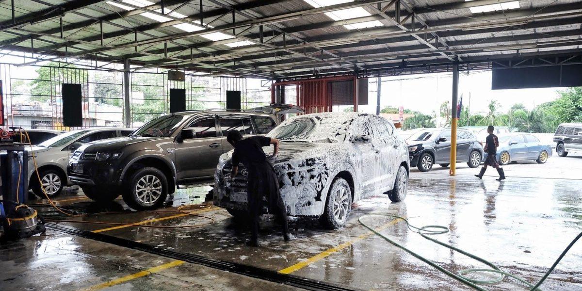 Tìm kiếm mặt bằng mở tiệm rửa xe sao cho hiệu quả