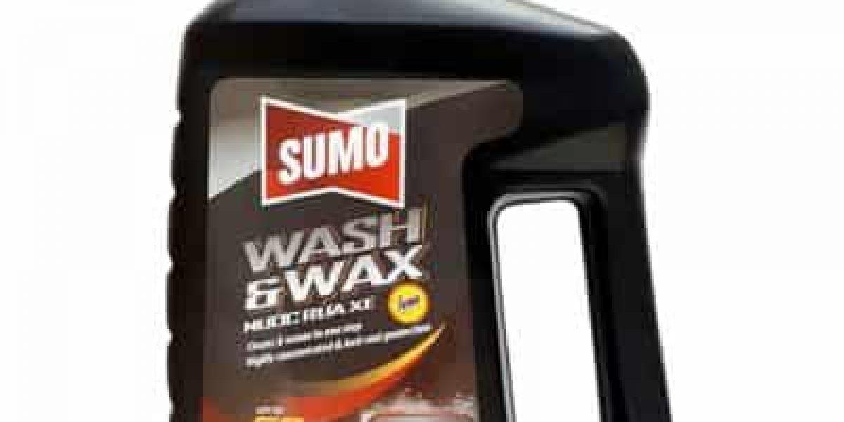 Nước rửa xe Sumo